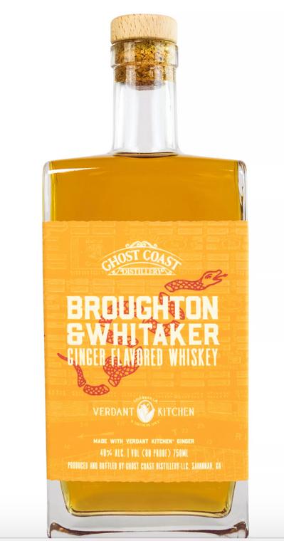 B&W Ginger Whiskey