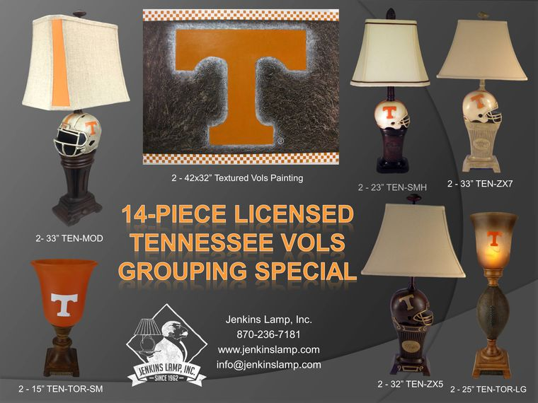 Collegiate Licensed Lighting