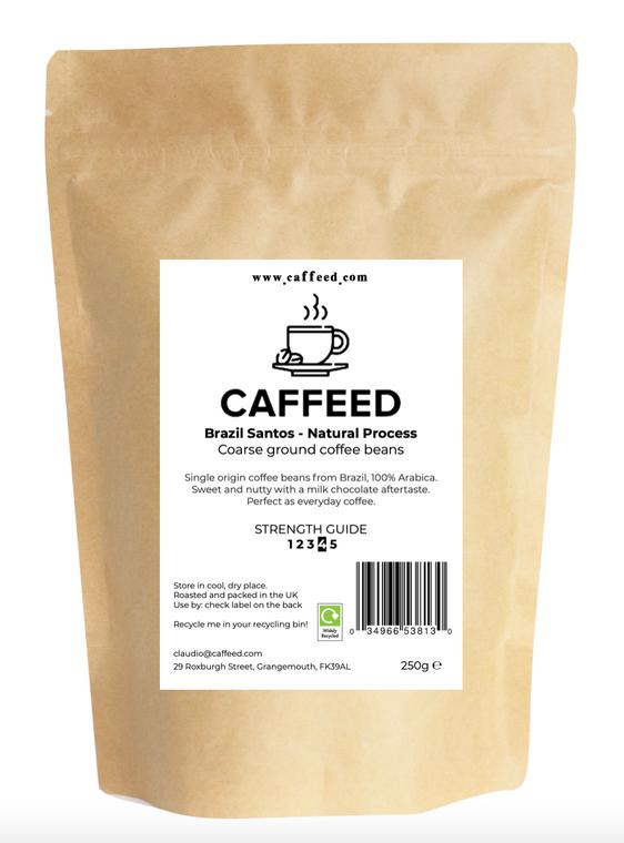 Brazil Santos - Single Origin Coffee
