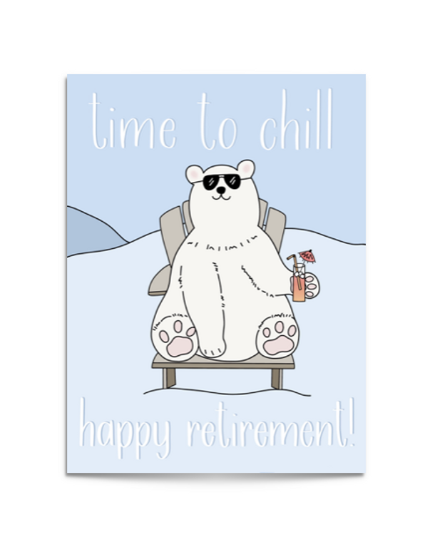 chill time card