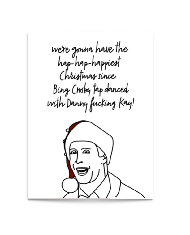 clark griswold card