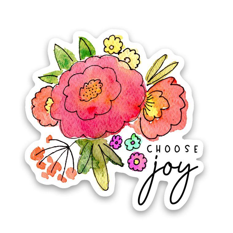 Sticker Choose Joy