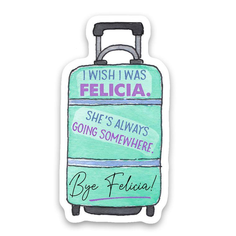 Sticker Felicia
