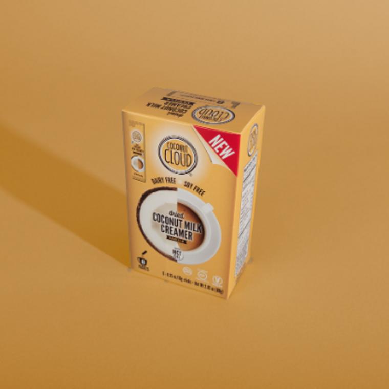 Vanilla Coconut Milk Creamer (Stick Pack Box)