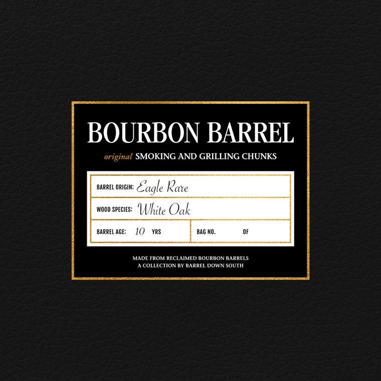 Eagle Rare Grilling Chunks   Rare Bourbon   Grilling   Bourbon Gift   Whiskey (copy)