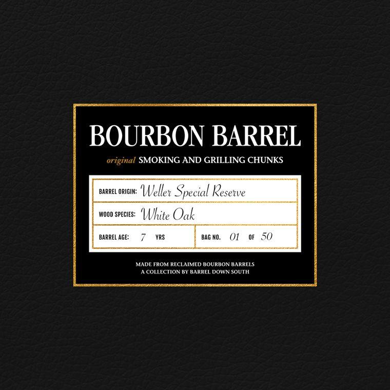 Weller Special Reserve Grilling Chunks   Rare Bourbon   Grilling   Bourbon Gift   Whiskey
