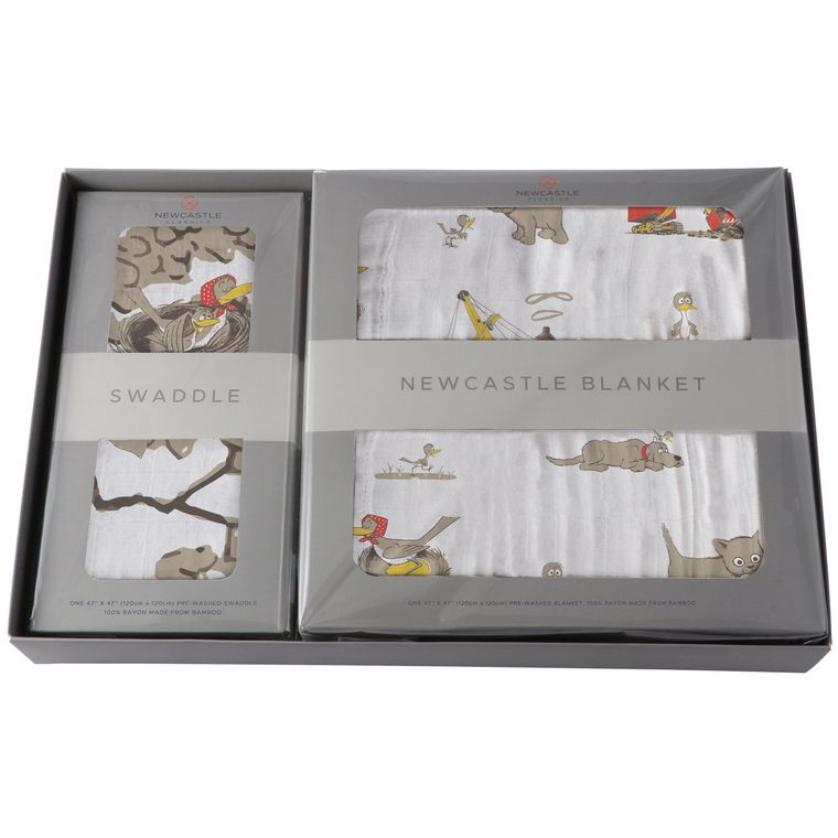 Are You My Mother? Newcastle Blanket Gift Set