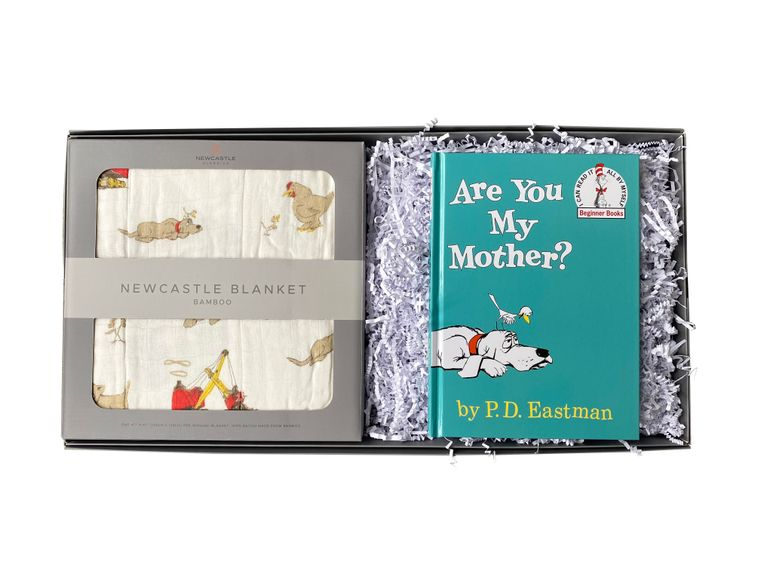 Are You My Mother? Newcastle Blanket Gift Set (w/Book)
