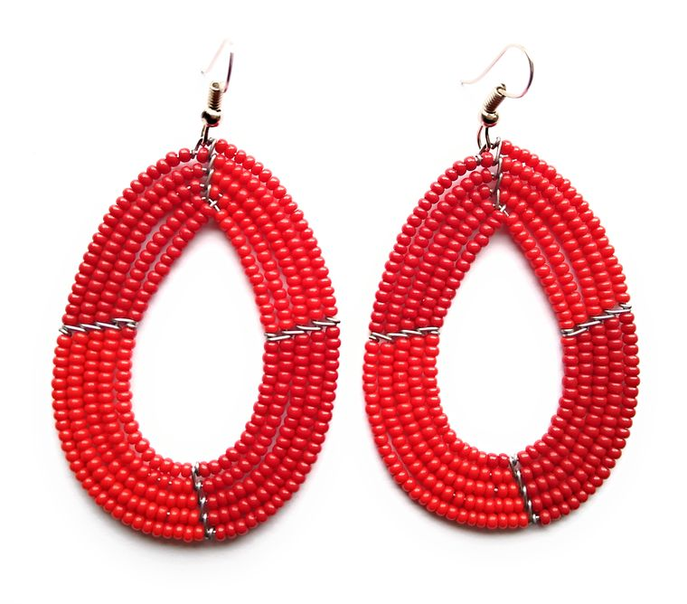 Upendo Teardrop Earrings