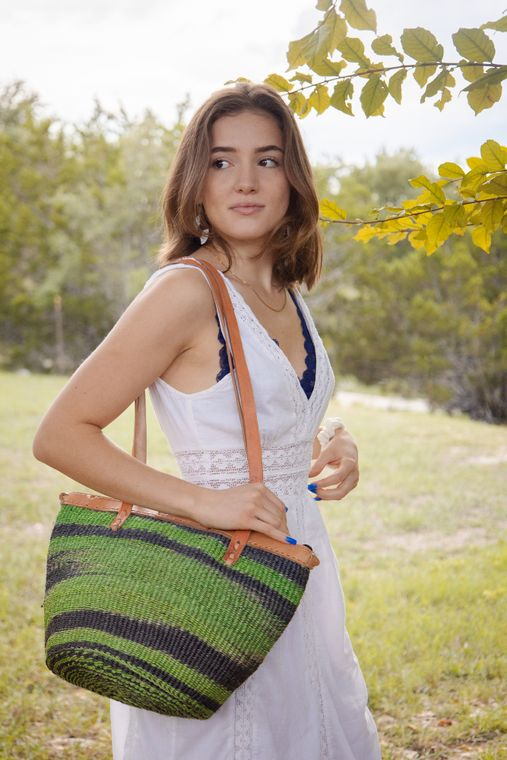 Kiondo Bag Green