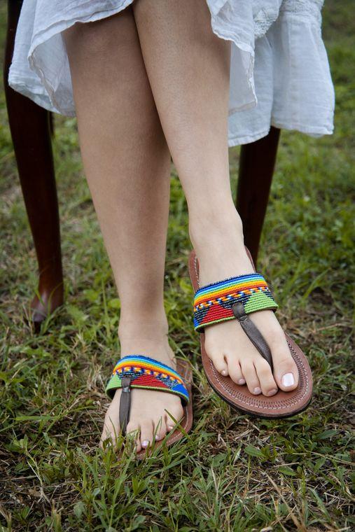 Pride Sandals
