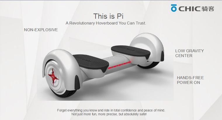 Smart Hoverboard