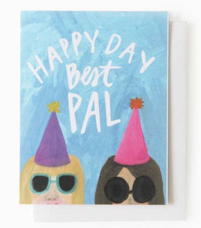 Best Pal Single Card