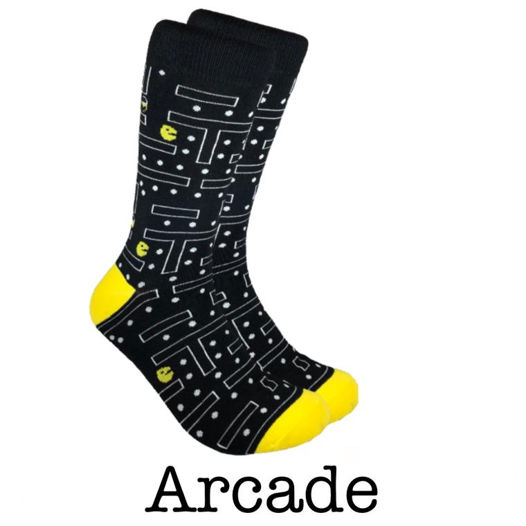 cRAZY sockS Arcade