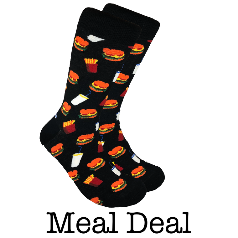 cRAZY sockS Meal Deal