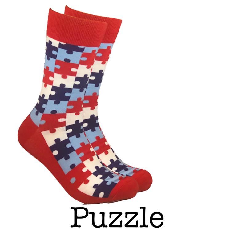 cRAZY sockS Puzzle