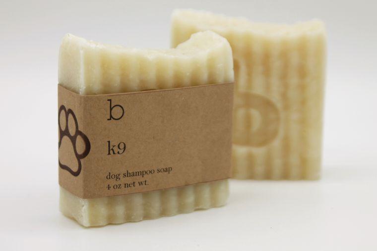 k9 Dog Shampoo Bar - Unscented