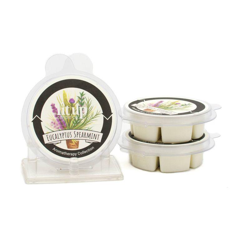 2.25 oz. Eucalyptus Spearmint soy wax melt