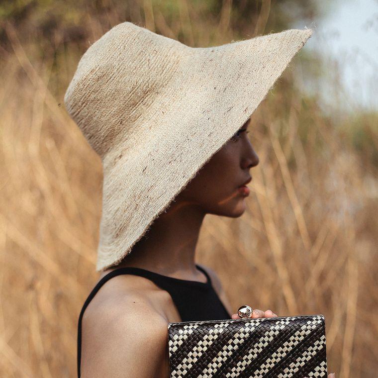 Riri Jute Sun Hat (1-3 days)