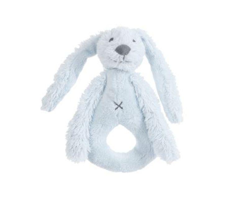 Newcastle Classics Blue Rabbit Richie Rattle by Happy Horse