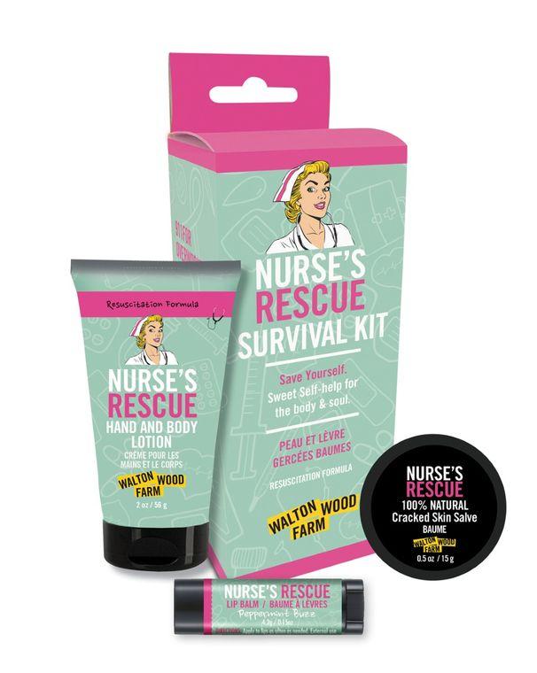 Nurse's Rescue Kit