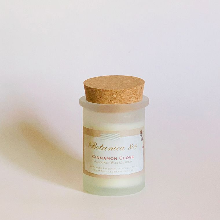 Cinnamon Clove Candle | 6 oz