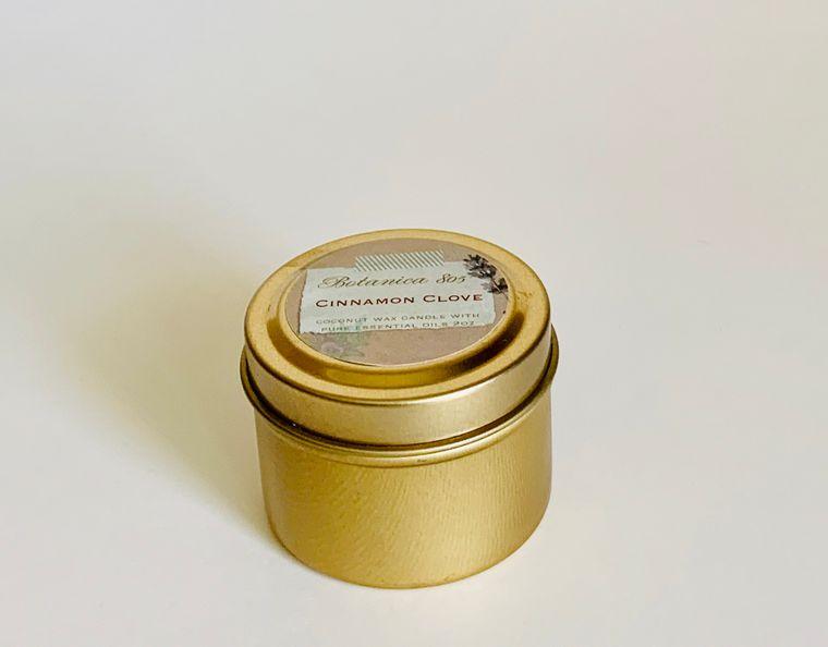 Lavender Lemongrass Candle | 2 oz