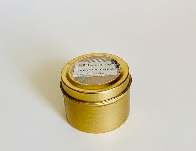 Cardamom Vanilla Candle | 2 oz