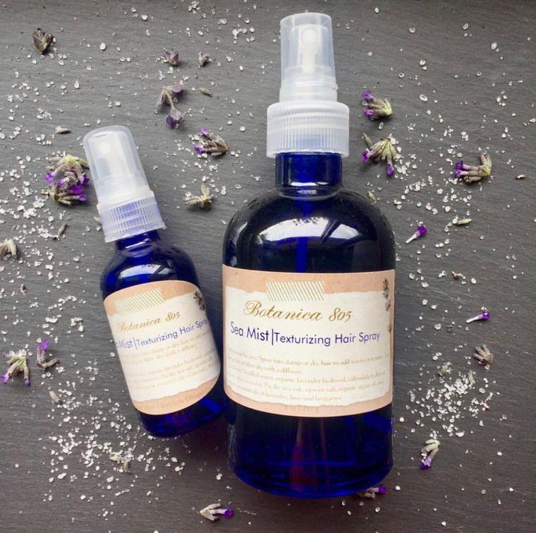 Sea Salt Hair Texturizing Mist | 8 oz