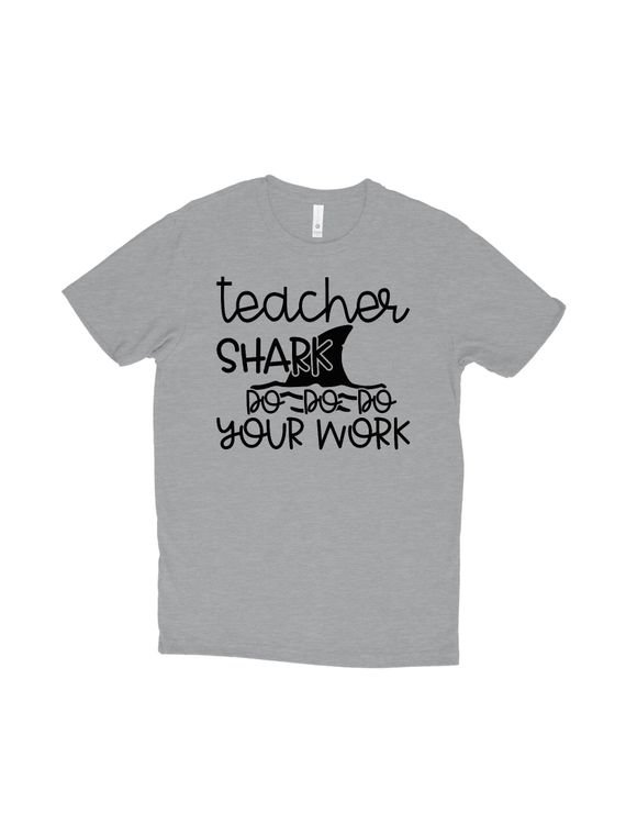 Teacher Shark Tee