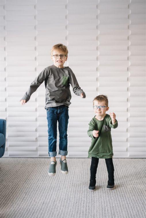 Kids Long Sleeve T