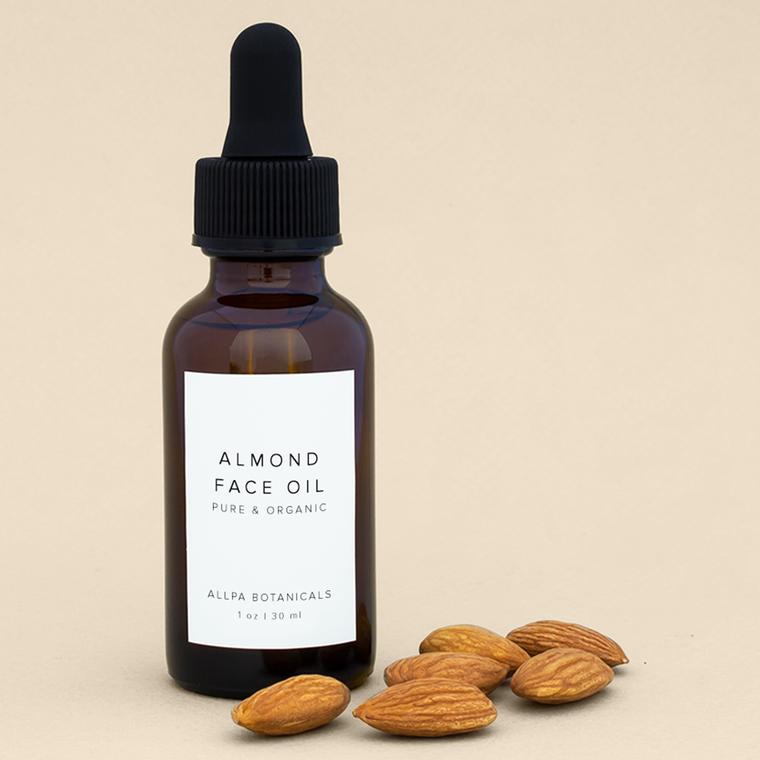 Almond Face Oil - Pure & Organic