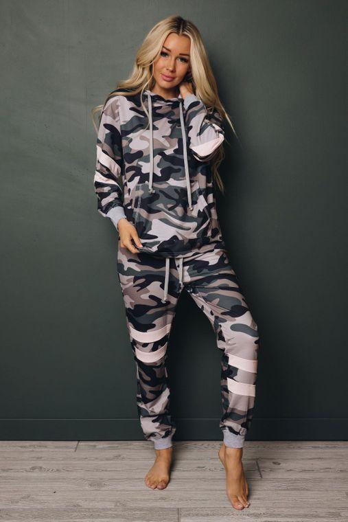 Camo Cutie Loungewear Set