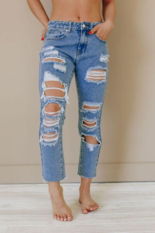 Dare to Dare Boyfriends Jeans