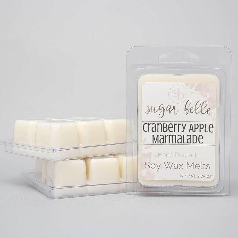 Cranberry Apple Marmalade Soy Wax Melt