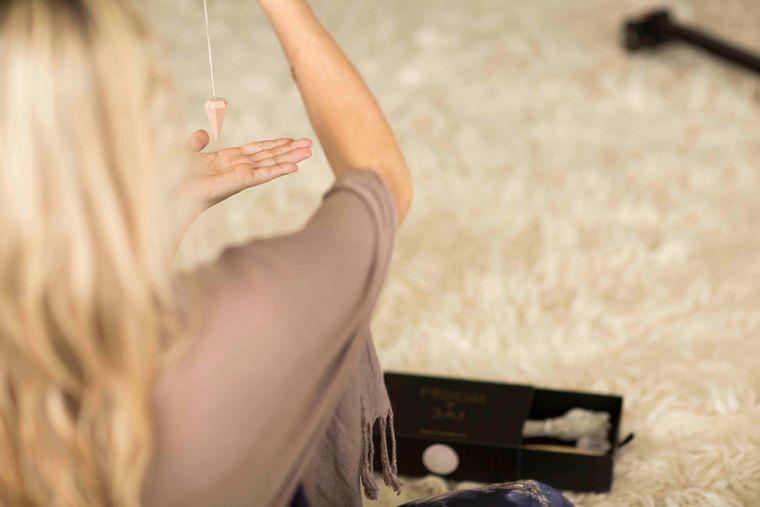 Pendulum - various crystals