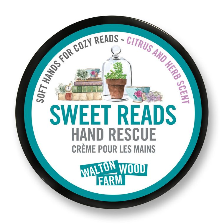 Sweet Reads Hand Rescue 4 oz
