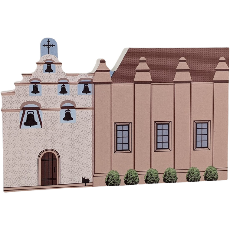 CA Mission San Gabriel Arcangel
