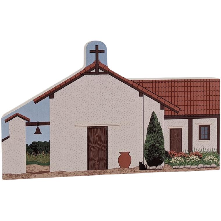 CA Mission Nuestra Senor De La Soledad