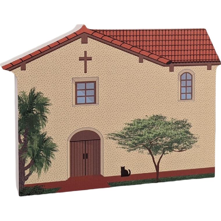 CA Mission San Fernando
