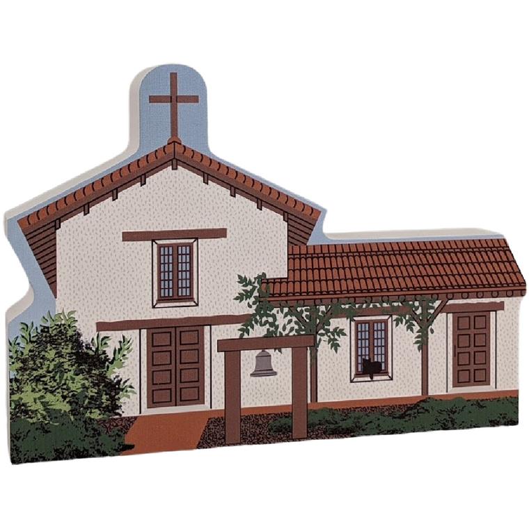 CA Mission San Francisco Solano