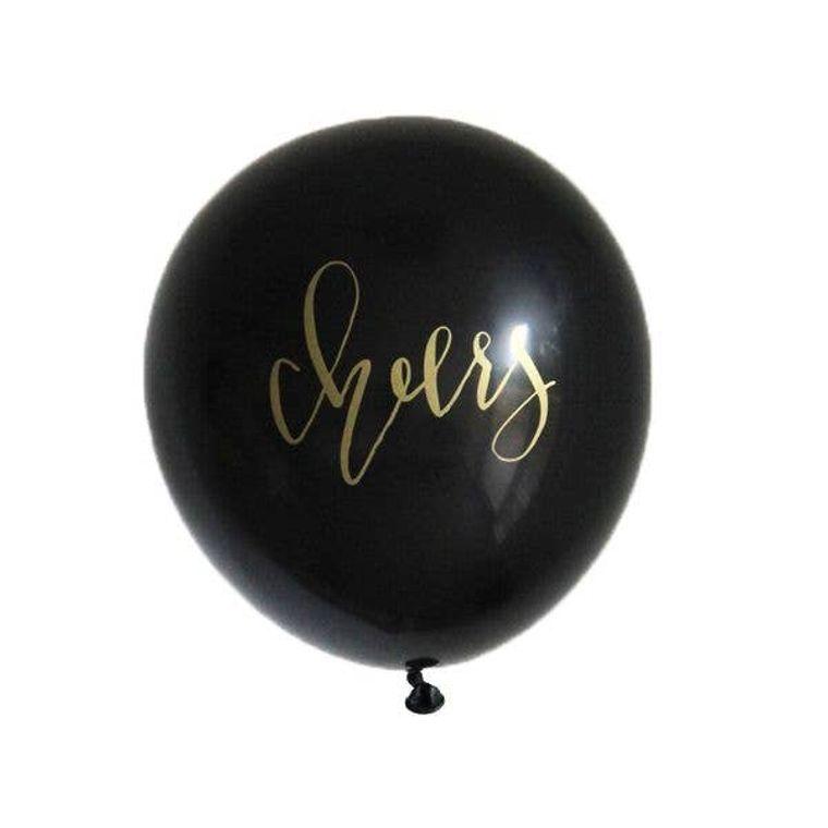 Cheers Latex Balloons