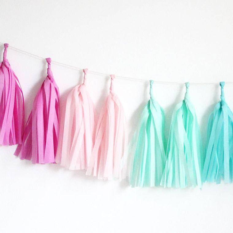 Candy Shoppe Tissue Tassel Kit