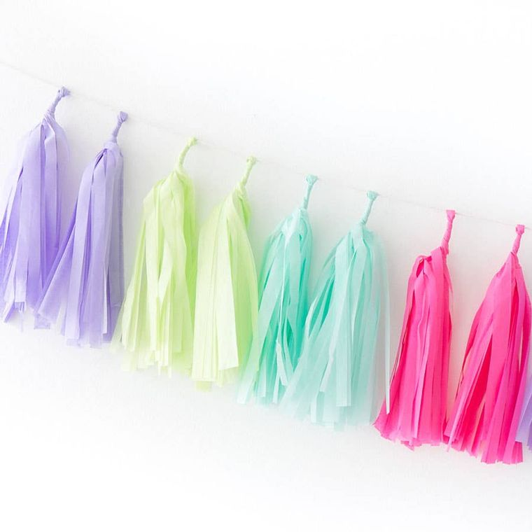 Fiesta Tissue Tassel Kit