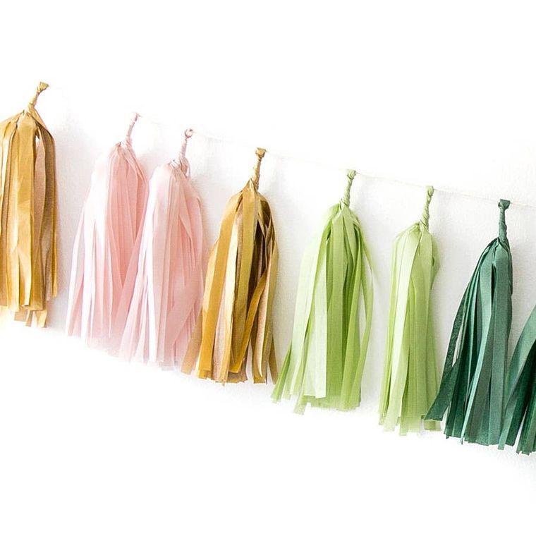 Frond Tissue Tassel Kit