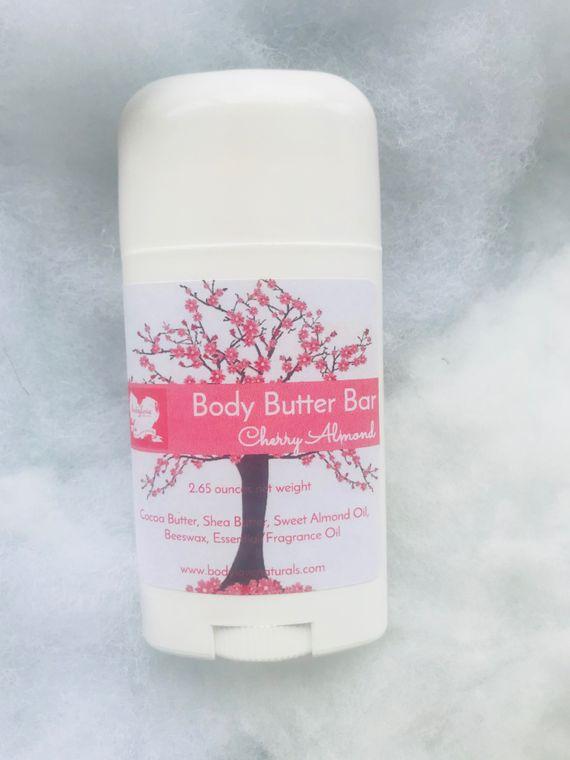 Body Butter Bar - Cherry Almond