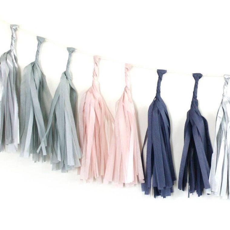 Sapphire Tissue Garland Kit
