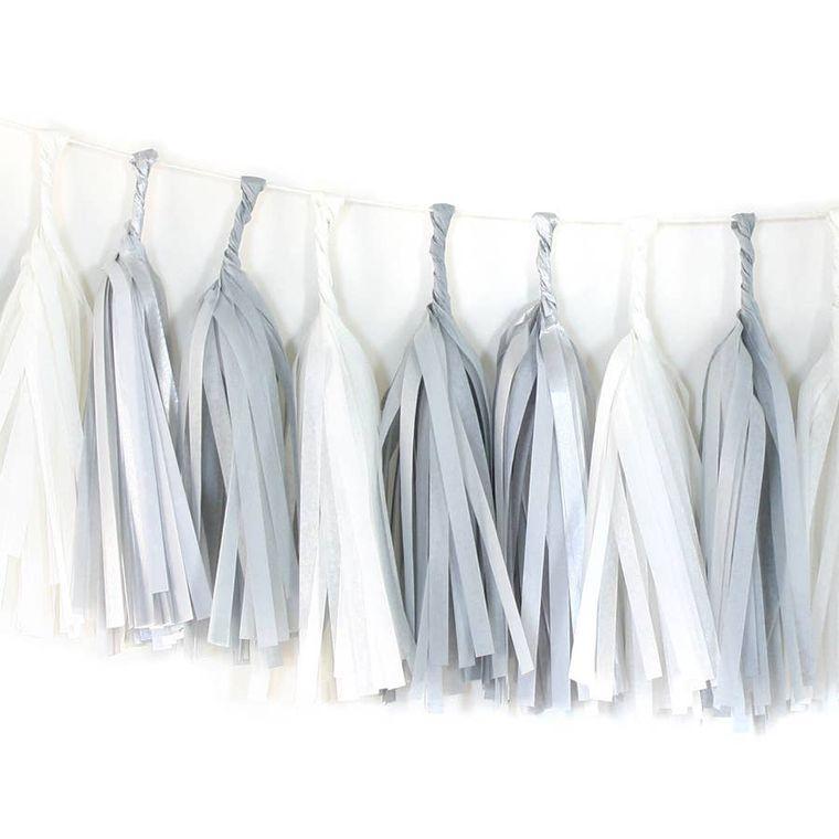 Sterling Tissue Garland Kit