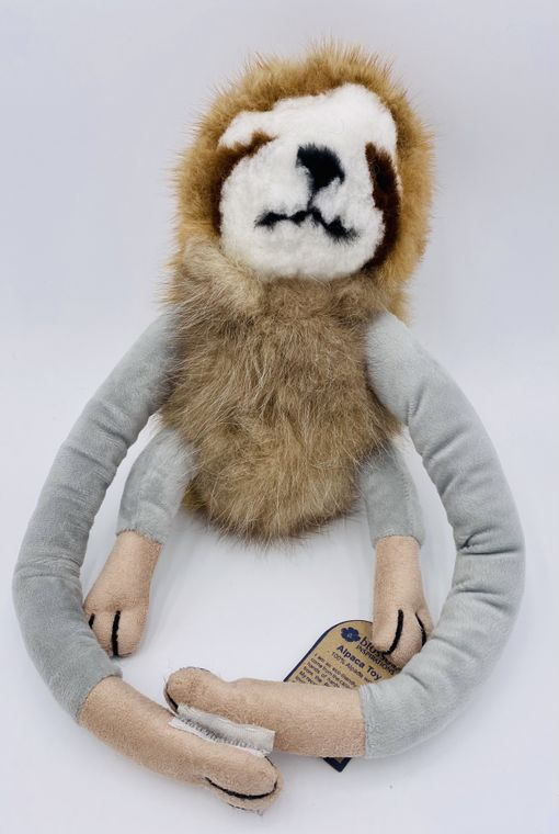 Handmade Sloth Alpaca  Toy