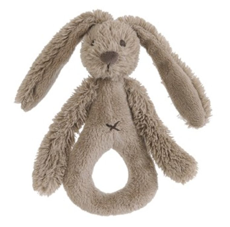 Newcastle Classics Clay Rabbit Richie Rattle by Happy Horse